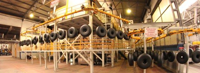 Fase processo produttivo 12-linea-di-verniciatura
